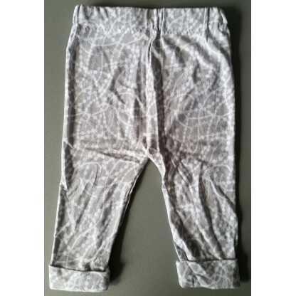 Zus en Zo Zelfgemaakt - comfortabele baby legging/broekje nieuw -