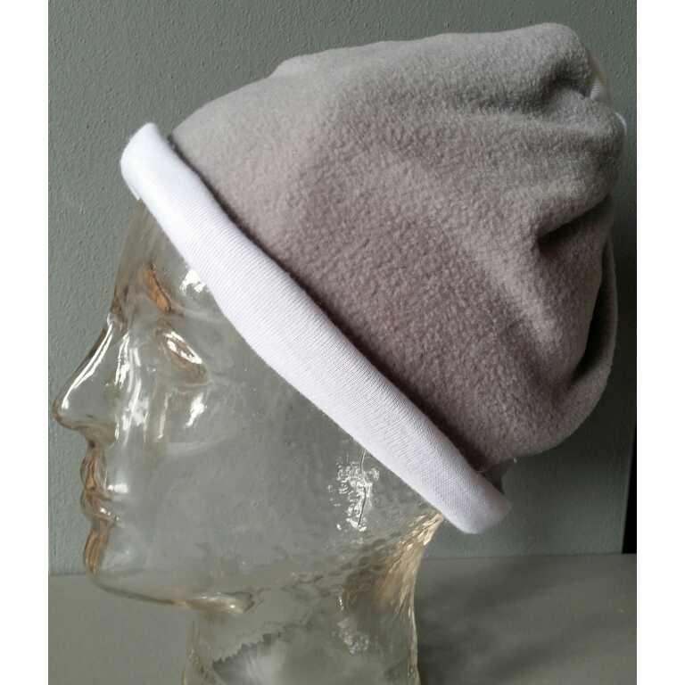 Zus en Zo Zelfgemaakt - Multifunctionele multisjaal met fleece -