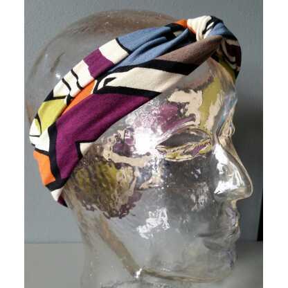 Zus en Zo Zelfgemaakt - praktische haarband -
