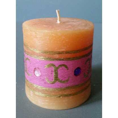 Zus en Zo Zelfgemaakt - Ronde kaarsen -