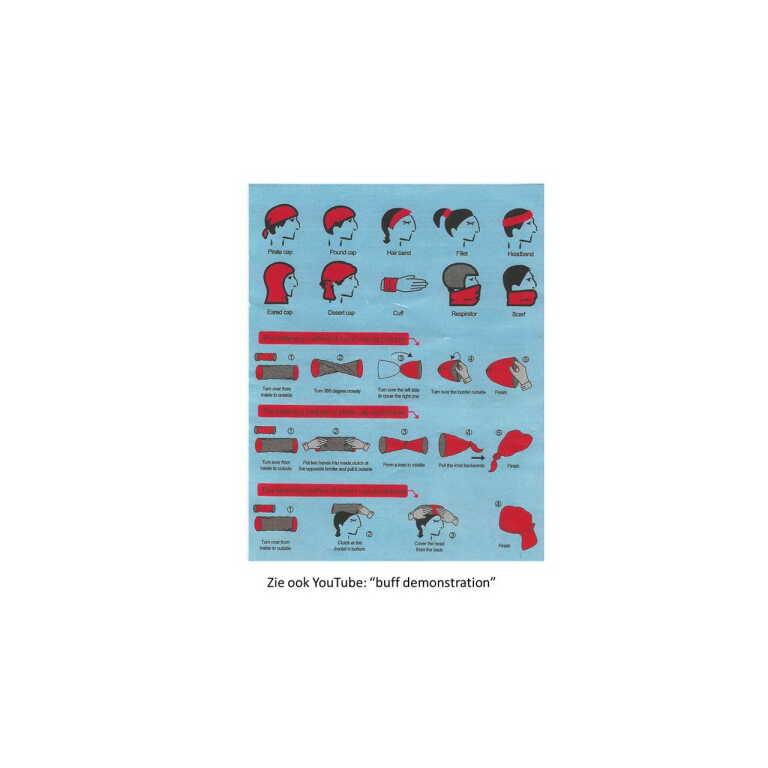 Zus en Zo Zelfgemaakt - Ideale mondkapjes: de multisjaal -