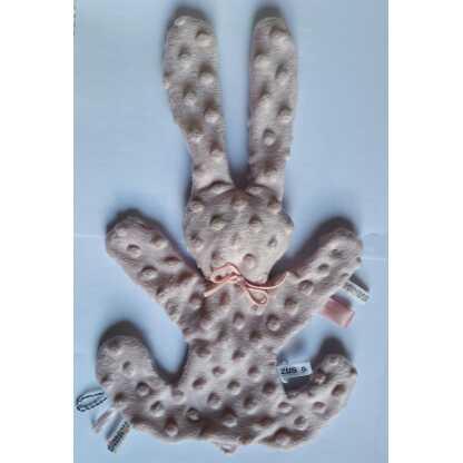 Zus en Zo Zelfgemaakt - Super zacht knuffel konijn -