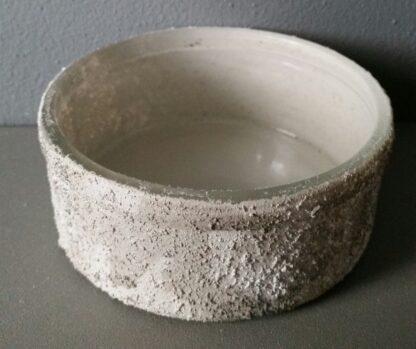 Zus en Zo Zelfgemaakt - Schaaltje in beton look -